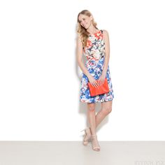 I absolutely love this dress!!!  5 Spring Trends We Love