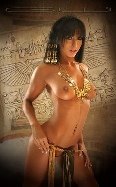 Egyptian Naked Women 110
