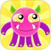 Number Crush   Increase your number sense, improve pattern recognition and become a MATH master while laughing your way through this game!    Read more: http://www.smartappsforkids.com/2014/01/free-app-friday-apps-free-until-10pm-cst-010314.html#more#ixzz2pK60FvnN