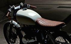 CB400N Dandy by Sartorie Meccaniche | Inazuma café racer