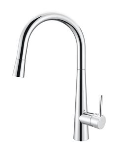 Pull Out Chrome Kitchen Mixer Tap is the latest in design and innovation to provide unparalleled functionality by Meir Australia. Bathroom Mixer Taps, Bath Mixer, Kitchen Mixer Taps, Kitchen Pulls, Sink Taps, Kitchen Faucets, Kitchen Cabinets, Kitchen Tap With Hose, Kitchen And Bath