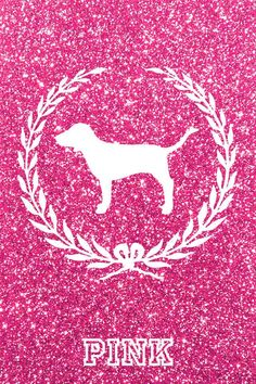 Fashion wallpaper iphone victoria secret vs pink Ideas for 2019 Glitter Wallpaper Iphone, Dog Wallpaper Iphone, Sf Wallpaper, Pattern Wallpaper, Fashion Wallpaper, Happy Wallpaper, Screen Wallpaper, Wallpers Pink, Pink Dog