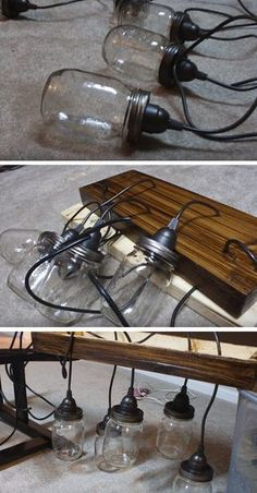 Assemble Mason Jar|H