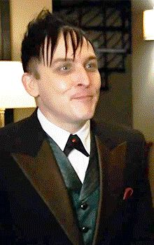 Robin Lord Taylor GIF HUNT This gif hunt contains gifs of Robin Lord Taylor. None of these gifs are mine and I take no credit for them. Penguin Gotham, Lord & Taylor, Fnaf, Robin, Beautiful People, Batman, Characters, God, Image
