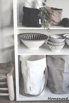 UASHMAMA paper bag | pappírspoki ♥ mixmix - #mixmixreykjavik -image:Homenord