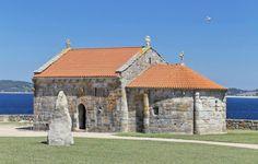 Ermita de La Lanzada, Sanxenxo - Concello de O Grove, Pontevedra