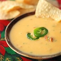 Chile Con Queso - Ummm ummm, love this!