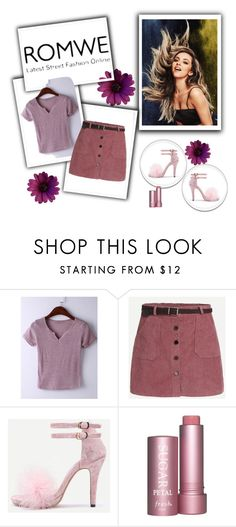 """Romwe 45"" by zerina913 ❤ liked on Polyvore featuring romwe"