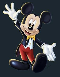 53 New Ideas Tattoo Disney Characters Mickey Mouse Arte Do Mickey Mouse, Mickey Mouse Cartoon, Mickey Mouse And Friends, Disney Mickey Mouse, Mickey Love, Retro Disney, Disney Art, Disney Pixar, Disney Characters