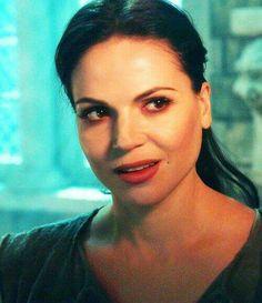 ❤ Lana Parrilla As The Queen Regina Mills