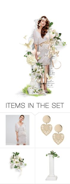 """""""Always & Forever"""" by babyface-harve ❤ liked on Polyvore featuring art, wedding and babyface"""