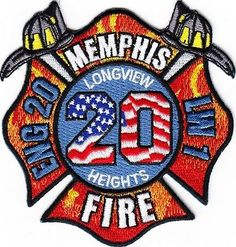 TENNESSEE-MEMPHIS-FIRE-DEPARTMENT-ENGINE-20-Patch