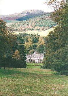 Peebleshire, Scotland -