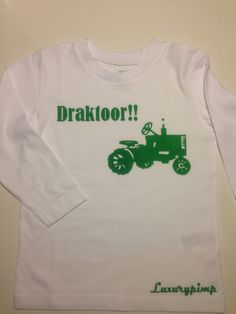 Pulli Shirt Luxurypimp Draktoor Traktor