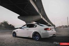BMW M3 - VVSCV2 by VossenWheels, via Flickr