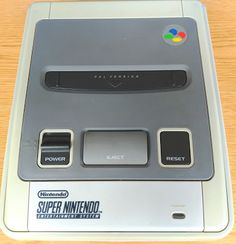 Retro Ordenadores Orty: Super Nintendo Entertainment System (modelo SNSP-0...