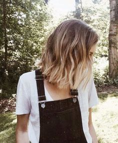 71 most popular ideas for blonde ombre hair color - Hairstyles Trends Hair Day, New Hair, Brown To Blonde, Ombre Brown, Blonde Ombre Short Hair, Brown Hair, Ombre Hair Bob, Balyage Short Hair, Lob Ombre