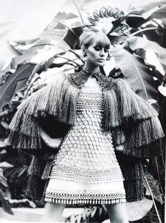 YSL african collection 1967