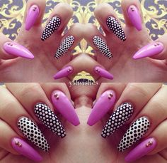 Stiletto Nail Art