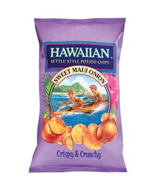 Hawaiian Sweet Maui Onion Chips  The BEST chips you will ever have !!