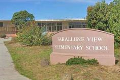 farallone view, my elementary school