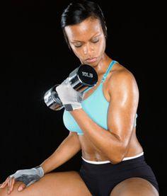 Hair-Saving Gym Tricks for African-American Women