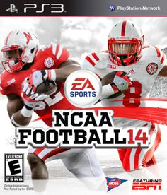 Ameer Abdullah and Imani Cross - Nebraska Cornhuskers