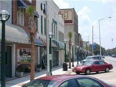 Downtown Albany, Georgia,