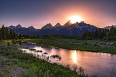 Watch This Incredible Time-Lapse Video of Grand Teton National Park