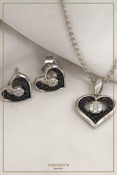 ohrstecker, Ohrringe, kette, schmuck, jewellery, jewelry, saphire, brilliant, whitegold, Weißgold, geschenk, present, for her, für sie