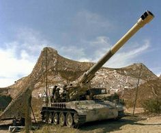 8 inch Howitzer,  My favorite to shoot.