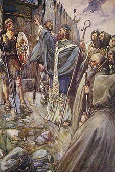 9 giugno Colm Cille (Columba) ab. Iona