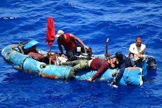 DE ESPANTO! Matan a balsero cubano que intentaba llegar a Puerto Rico