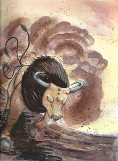 Tauros by *war-blaze on deviantART