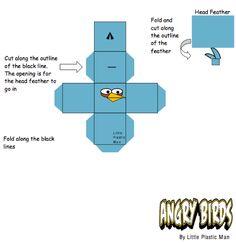 Ce dimanche nuageux est parfait pour une petite session de papertoys ! Commençons avec cette série « Angry Birds », facile à assembler, et qui conviendra aux enfants comme aux grands adolescents que nous sommes tous. Créés par Little Plastic Man, cette…