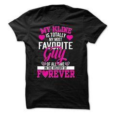 KLINE Wife Tee - #pullover hoodie #hoodie ideas. BEST BUY => https://www.sunfrog.com/Names/KLINE-Wife-Tee.html?68278