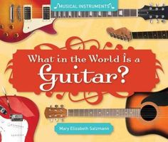 What in the World Is a Guitar? (Hardcover)