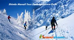 mytravelshanti offers Shimla manali  tour package with ayurveda treatments also offers best tourist destinations in india like india tour package, golden triangle tour packages