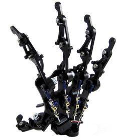 Mechate robot hand