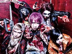 My BACTERIA HEAT IsLAND will pause activities in July, 2015, due to vocalist Tenten's health.