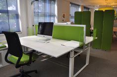 Het totaal concept is erg gelinkt aan de uitstraling van Sepa Green, de kleuren komen zelfs terug in de inrichting. De ruimte is niet alleen ingericht met werkplekken, ook zijn er keuzes gemaakt die meer gericht zijn op het soort activiteit. Sepa Green heeft een prachtige werkplek gekregen, waar groei mogelijk is en het karakter reeds is bepaald. #werkplek