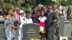 The family...plus the Matlou's and Ramopo's