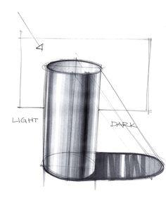 Marker Sketch Tutorial | Industrial Design Sketching and Drawing Tutorials