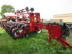 24 row White 9800 corn planter