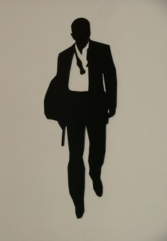 Download vector about james bond silhouette item 2 , vector-magz.com library of thousands of vector illustrations Source : http://www.metal-silhouette-ar