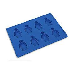 Figura Shaped Ice Cube Tray / Ice Cream Silicone Mold Maker (cor aleatória) – EUR € 10.99