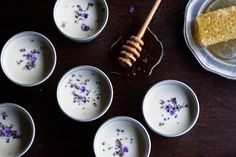 This honey posset recipe is my go to entertaining dessert because they require no special ingredients, can be made ahead and they look so fancy! We wont tell anyone how insanely simple they are.