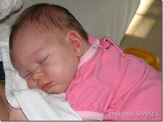 Twenty ways to cope with sleep deprivation with a newborn. --- very good advice. EVERY mom with a baby should read!