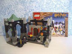 LEGO Harry Potter Set SNAPE'S CLASS 4705 *100%* w/Instructions No box