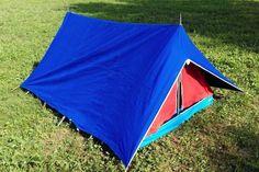 Montare la tenda da campeggio come fare